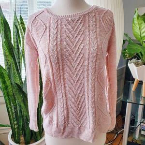 🌼10/$30🌼 Mossimo Light Pink Sweater